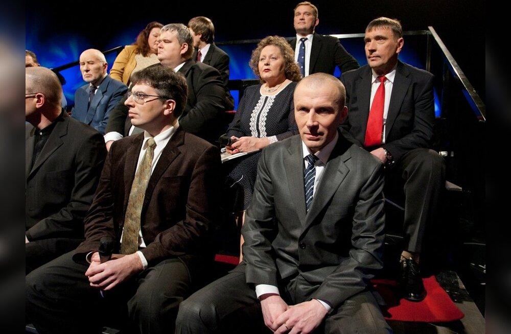 Üksikkandidaadid versus erakonnad: praegune poliitiline reaalsus