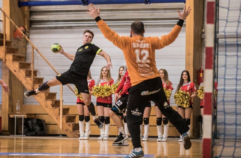 Põlva Serviti – HC Tallinn