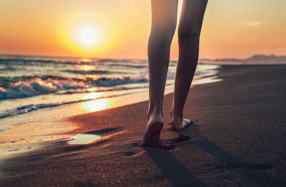 Arenda kohalolekut teadliku kõnniga