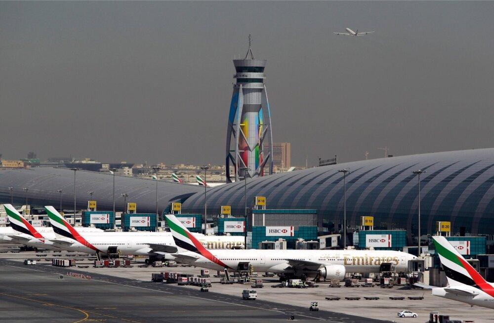 Mideast Dubai Airport