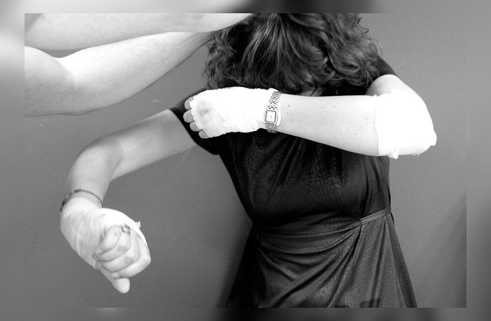 Perevägivald