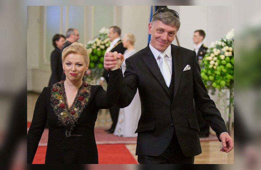 Kas Käbi teeb oma abikaasast presidendi? Saage tuttavaks - Kadi Tarand!