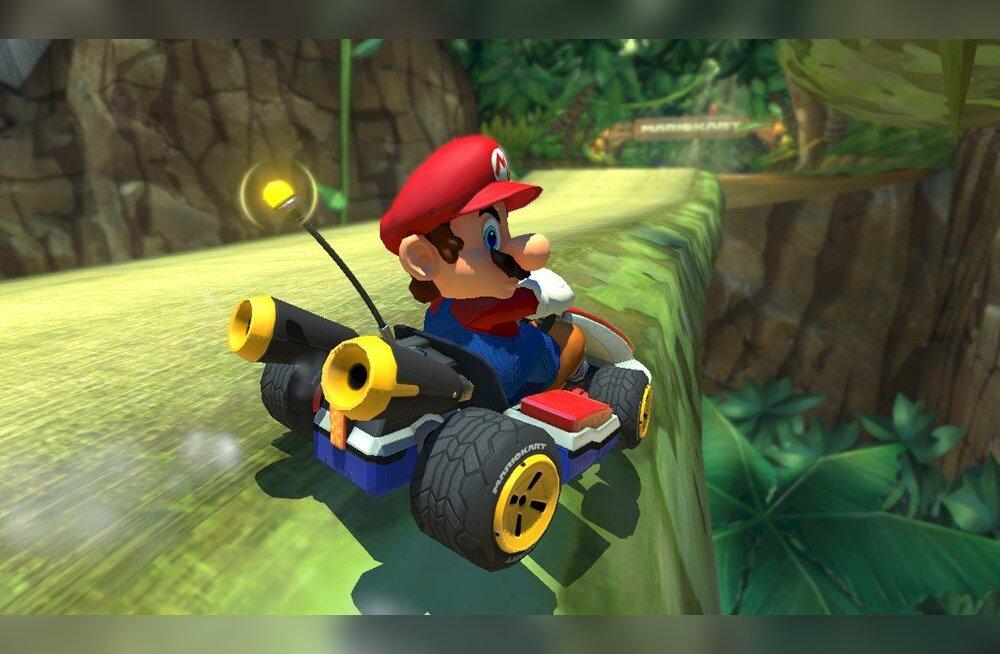 24-30. aprill: uusi videomänge – Dawn of War III, Dragon Quest Heroes II, Mario Kart 8 Deluxe, Outlast 2