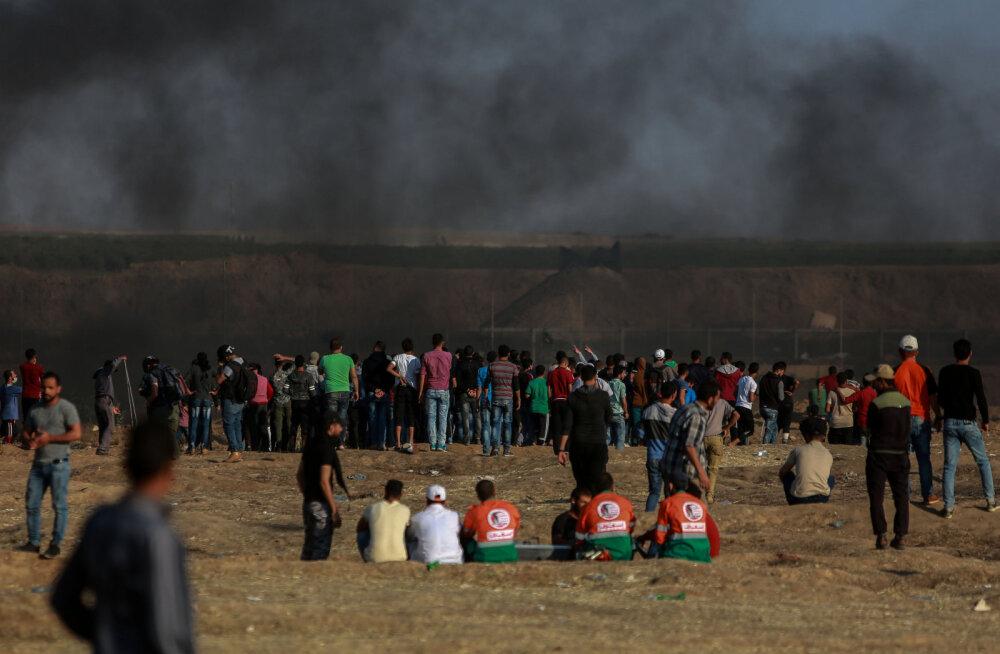 Ameerika sai palestiinlaste tapmise õigustamise eest globaalsel areenil kõva koosa