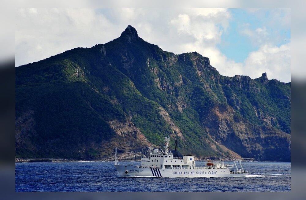 Hiina kuulutas vaidlusaluste saarte patrullimise edukaks