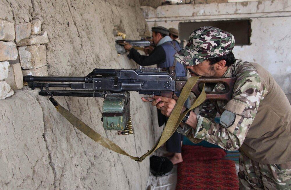 Taliban asus ründama Kunduzi