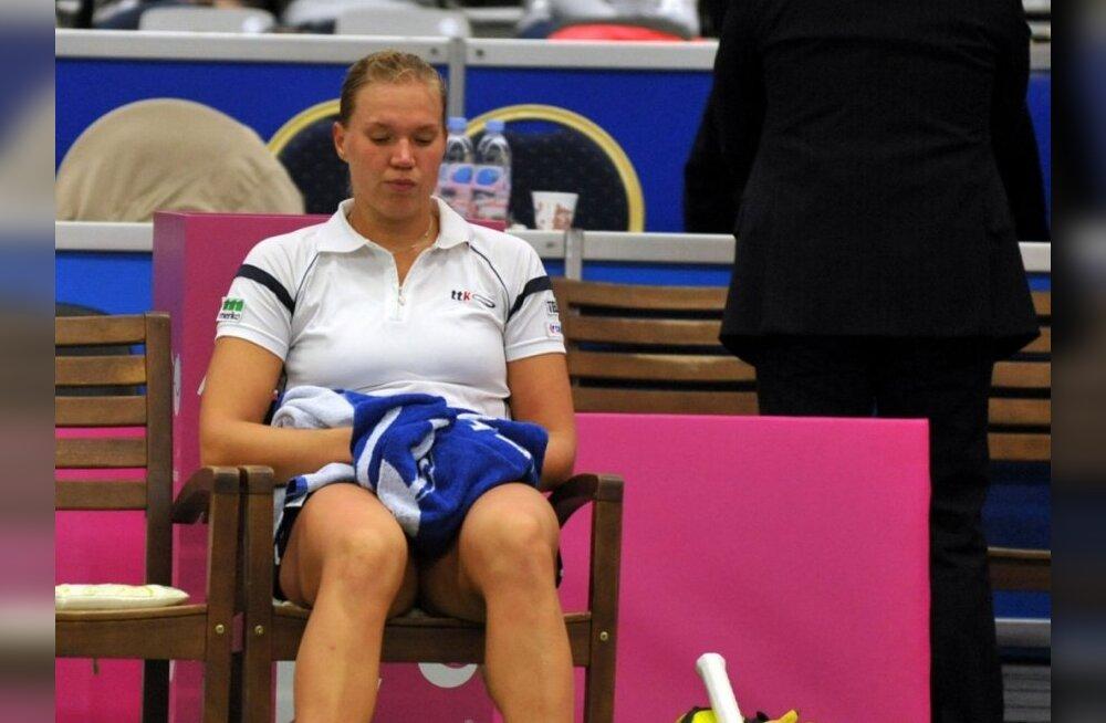 Kaia Kanepi, tennis