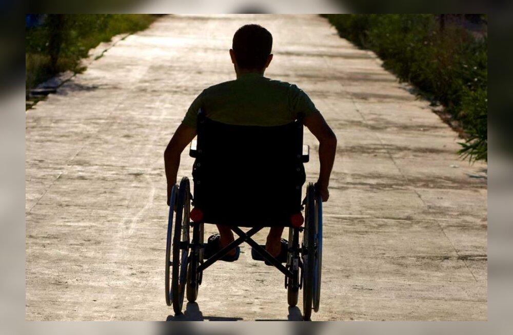Päeva kommentaar: Miks peab paranematu vigastusega inimene ikka ja jälle oma puuet tõestama?!