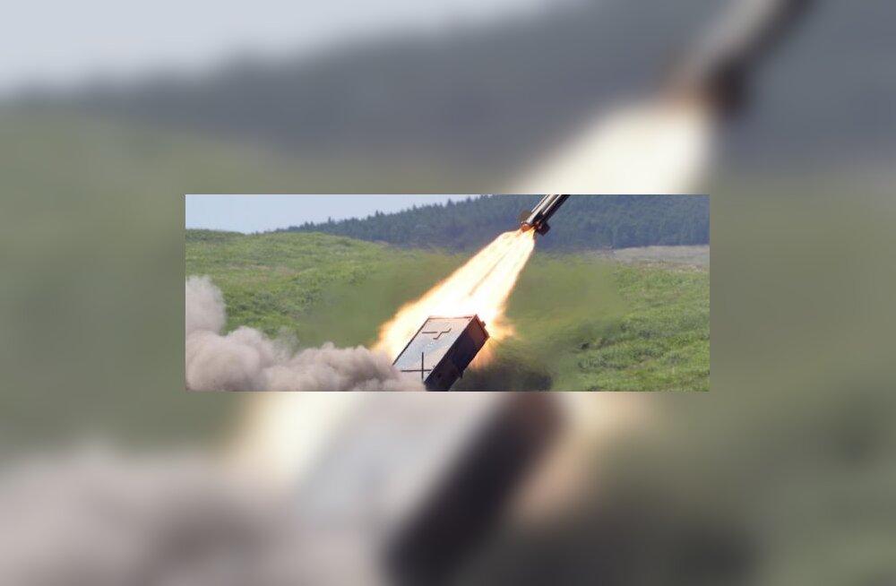 VIDEO: Jaapani tankisamuraid näitasid võitlusvaimu