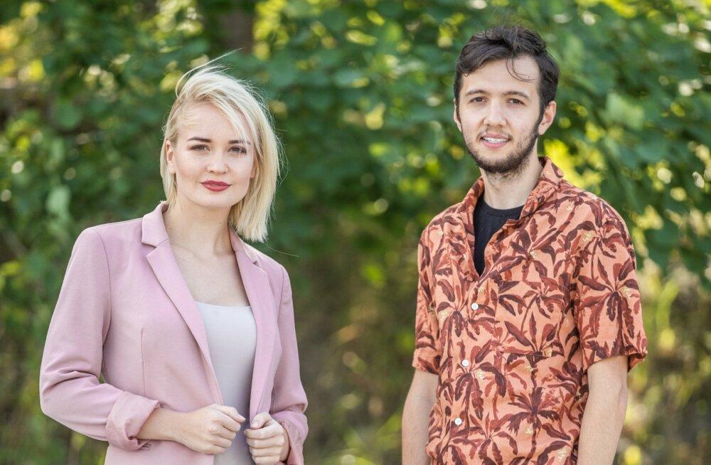 Vitali-Dmitri Bestsastnõi, Alina Zahharova
