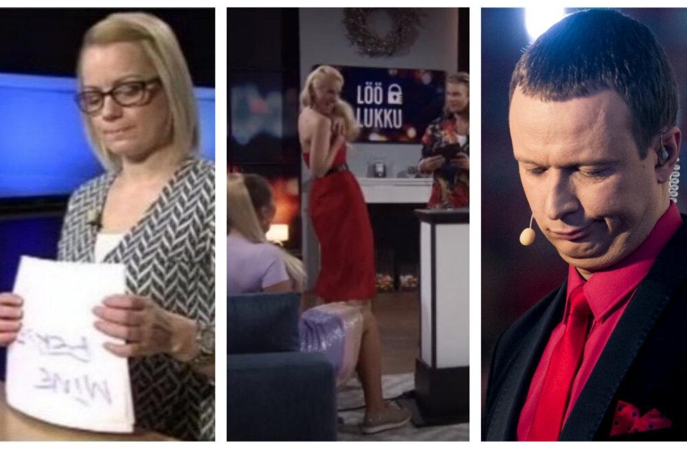 TOP 7 | Apsud kodumaises teleeetris, mis lõbustavad tänini: paljad rinnad, vandumised ja lõputud naerupahvakud!