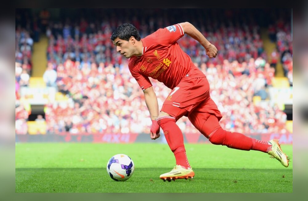 Jamie Carragher: Liverpool oli Suárezi juba taltsutanud, aga ta lasi kõik käest ega muutu