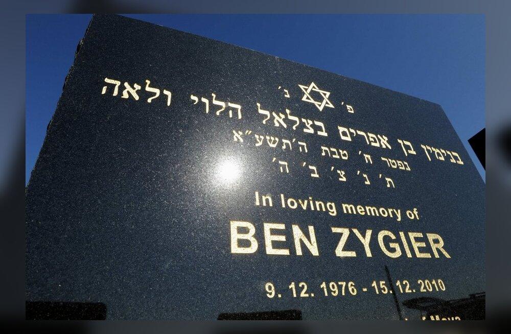 Iisrael eitas Zygieri sidemeid Austraalia luurega