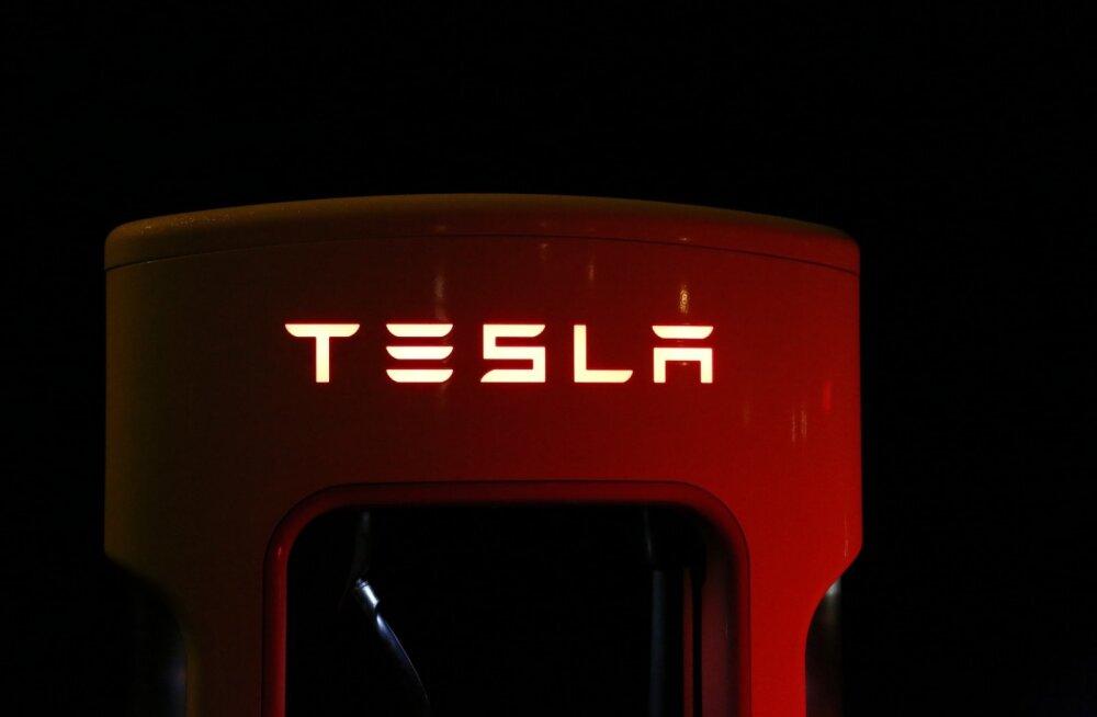 Tesla aktsia käitub täpselt nagu Bitcoin oma kõrghetkel
