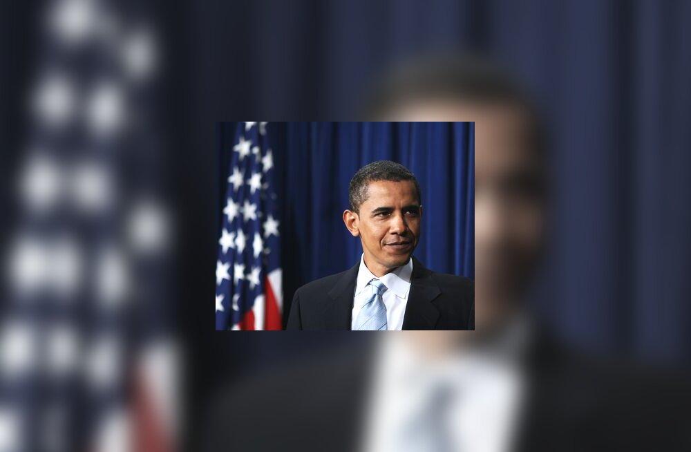 Barack Obama, senaator