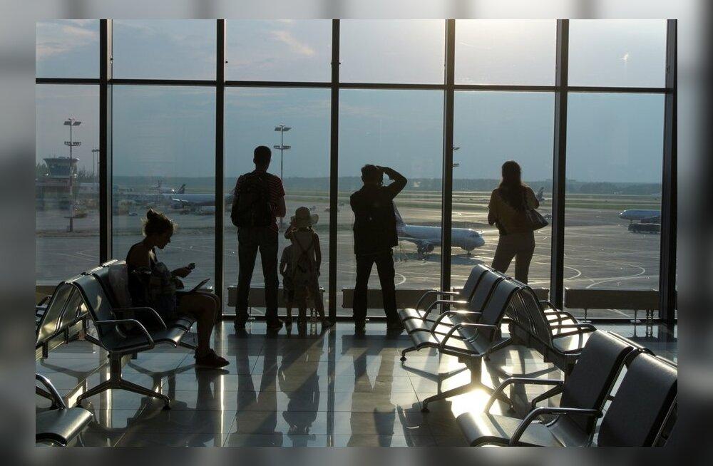 Lennujaama transiitala