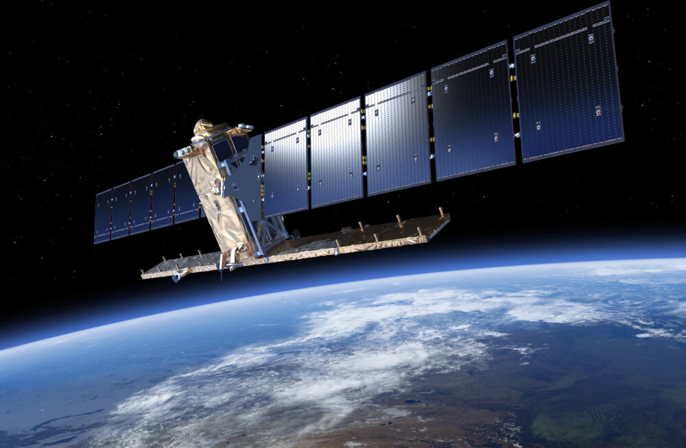 Eesti IT-firma loob koos Euroopa Kosmoseagentuuriga ülitäpse suurobjektide jälgimissüsteemi