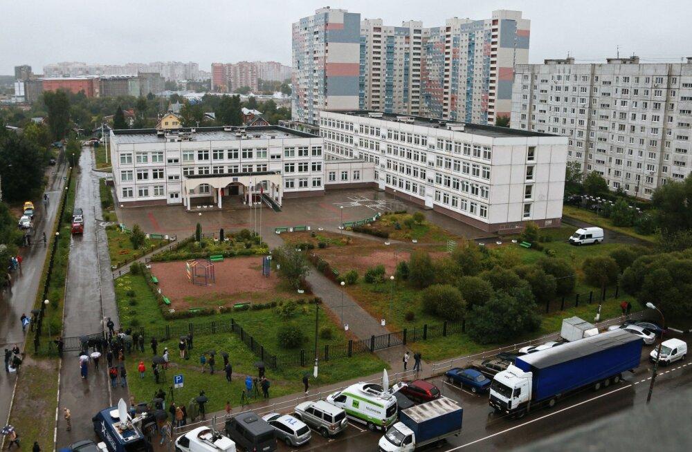 Напавший на школу в Ивантеевке пообещал повторить атаку с большими жертвами