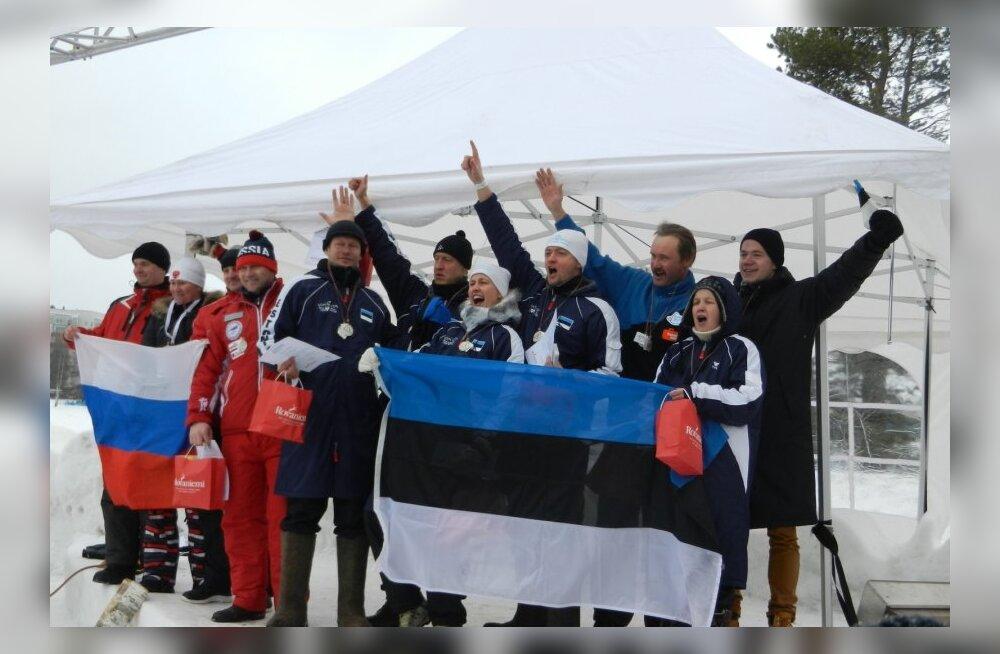 Taliujumise MM Rovaniemis