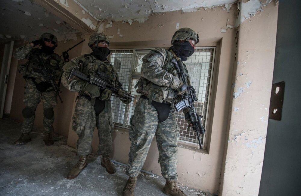 USA õhudessantväelased Murru vanglas