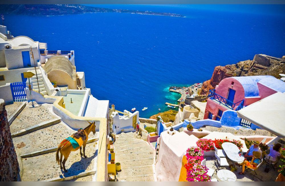 Reisidiilid.ee nädala superpakkumised: Santorini 168€, Cancun 265€, Mauritius 425€!