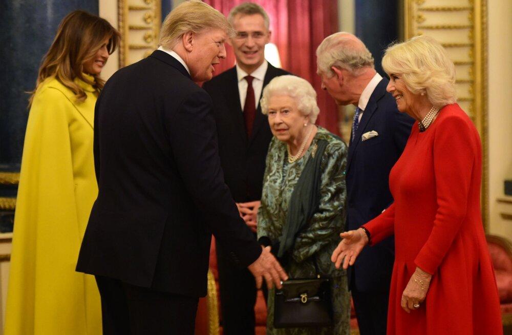 VIDEO | Printsess Anne'i käitumine ajas pidulikul kohtumisel ema Elizabeth II suisa talumatult tõredaks