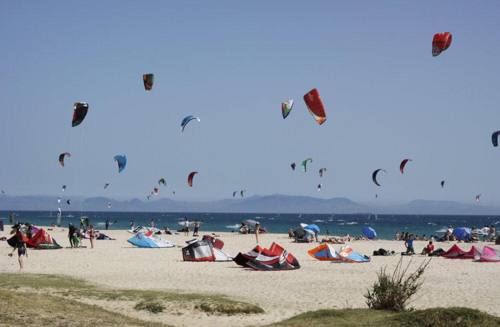 TARIFA | Mitte ainult Euroopa surfiparadiis, vaid ka üks Andaluusia kaunemaid pärle