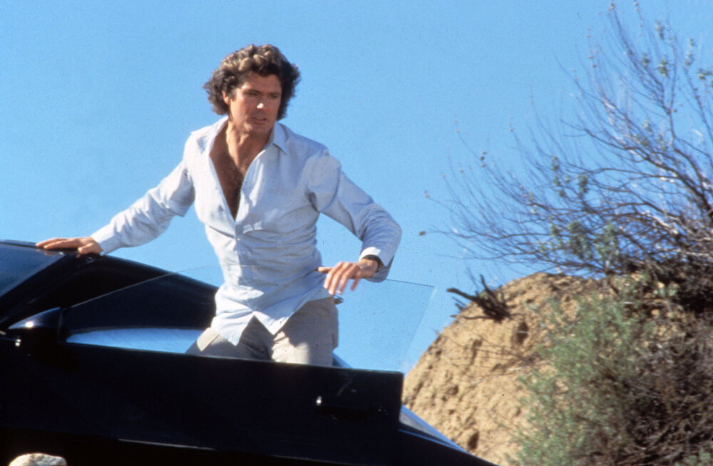 """Soovid täituvad! David Hasselhoff kinnitab, et """"Knight Rider"""" naaseb teleekraanile"""
