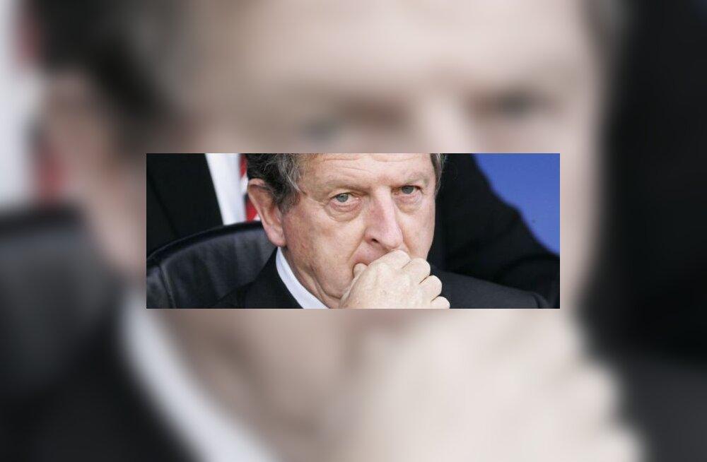 Fulhami treener Roy Hodgson