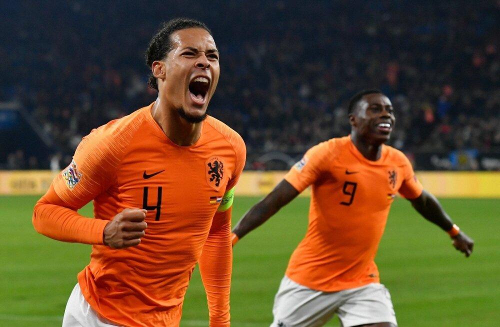 Saksamaa vs Holland