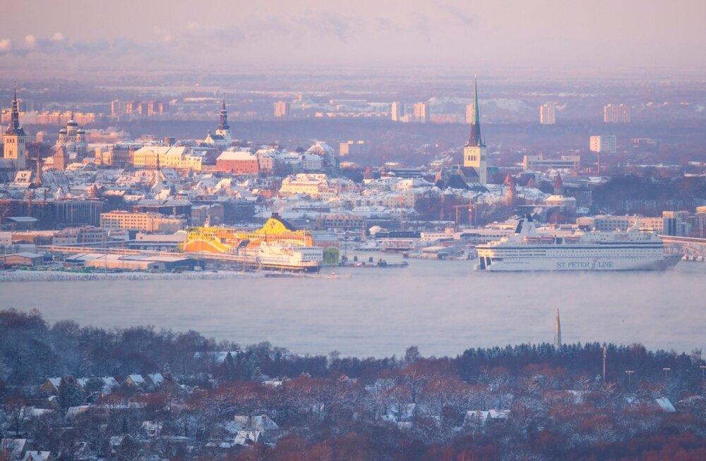 Milliseks saab Tallinn tulevikus? Linna poolt tellitud ligi 60 000 eurone äpp ütleb