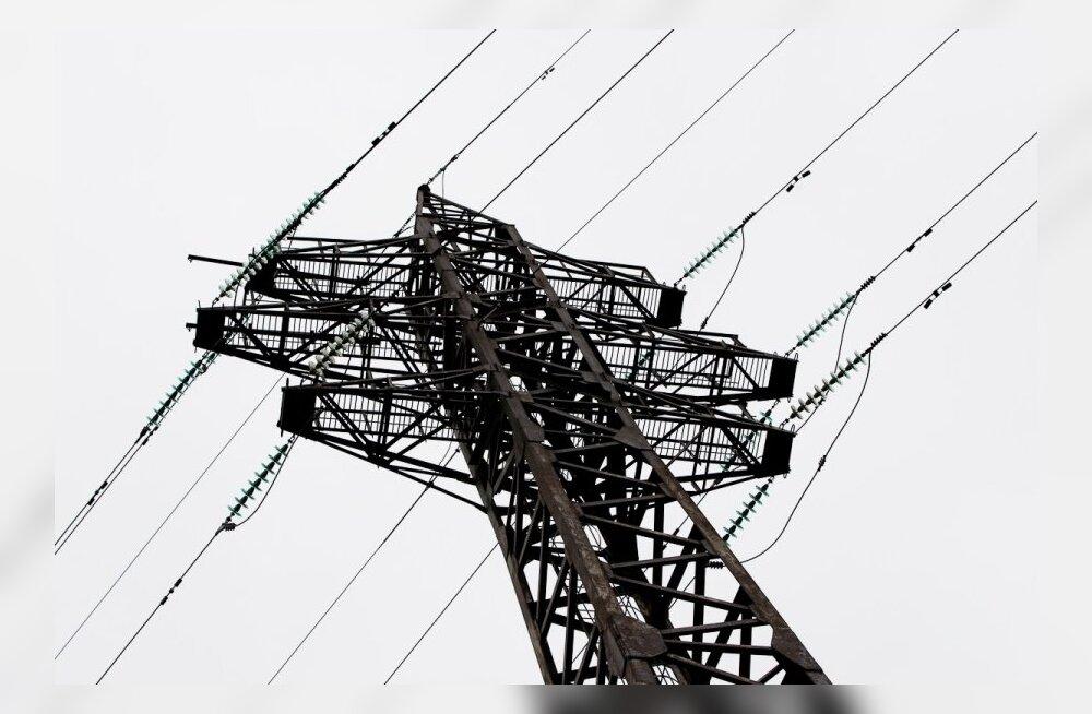 Madal börsihind vähendas elektritootmist oktoobris viiendiku võrra
