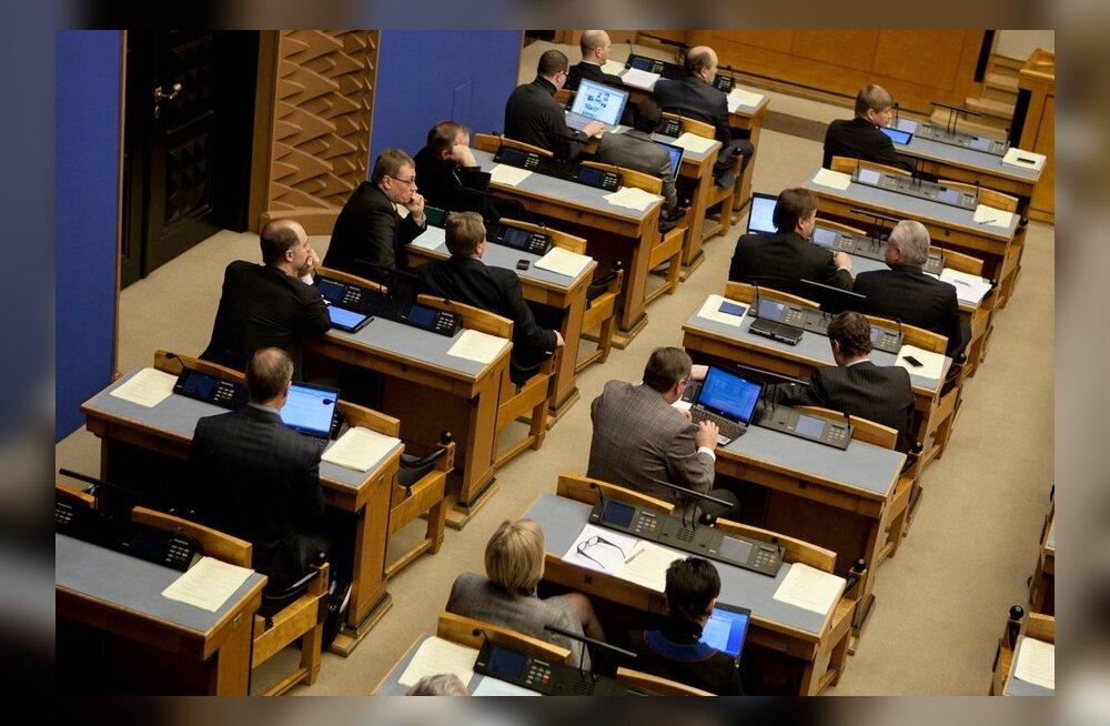 Kogu eelmise aasta kuluhüvitise, üle 8500 euro on ära kasutanud 12 riigikogu liiget