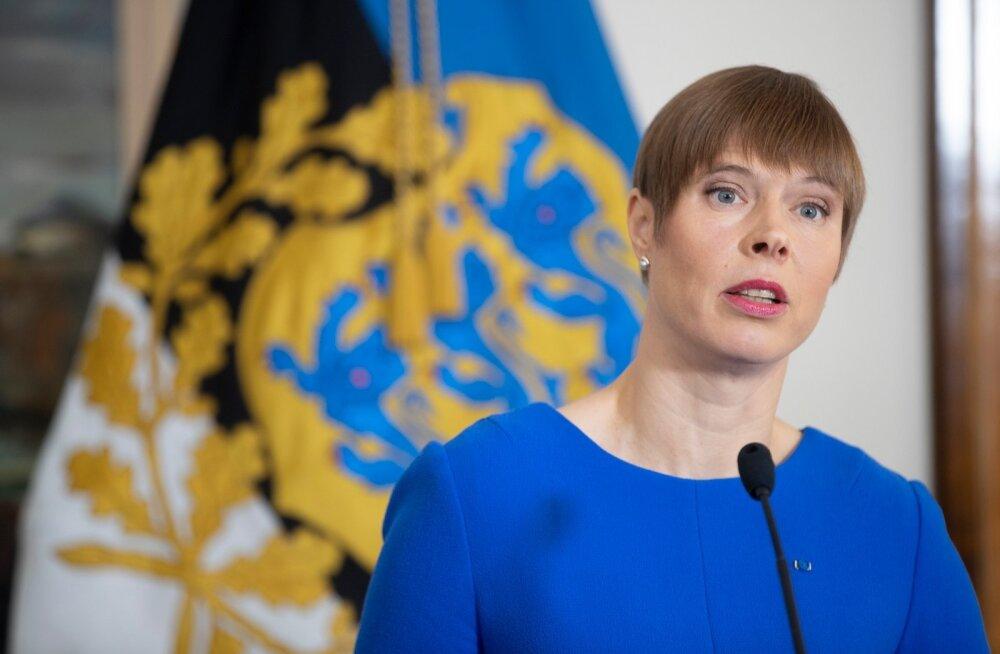 Kaljulaid kutsub parteide esindajad Kadriorgu aru andma. Otsa teeb lahti EKRE