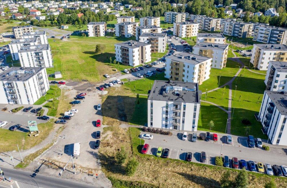 Tallinna kinnisvara.