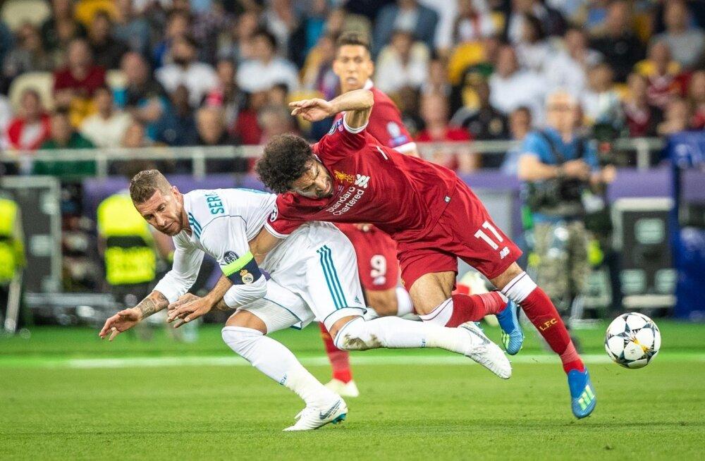 Meistrite Liiga 2018 finaal Liverpool - Real Madrid