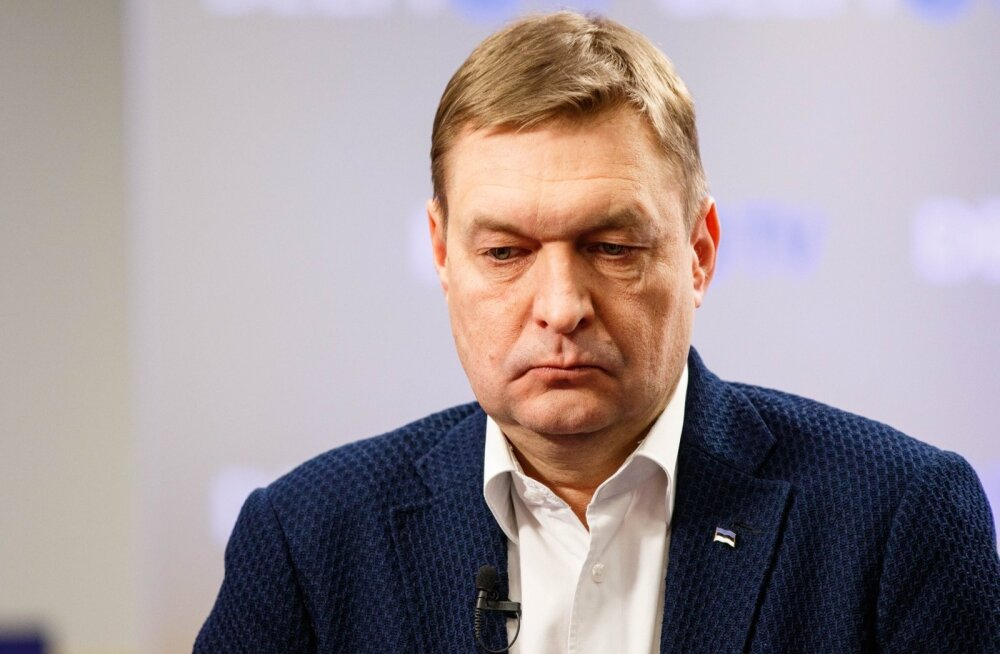 Eesti-Armeenia parlamendirühma esimees Raivo Tamm.
