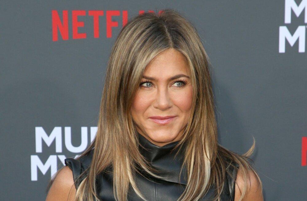 Jennifer Aniston tunnistab, et on üks asi, mida kohtingutel käimise juures ei salli: ma vihkan seda