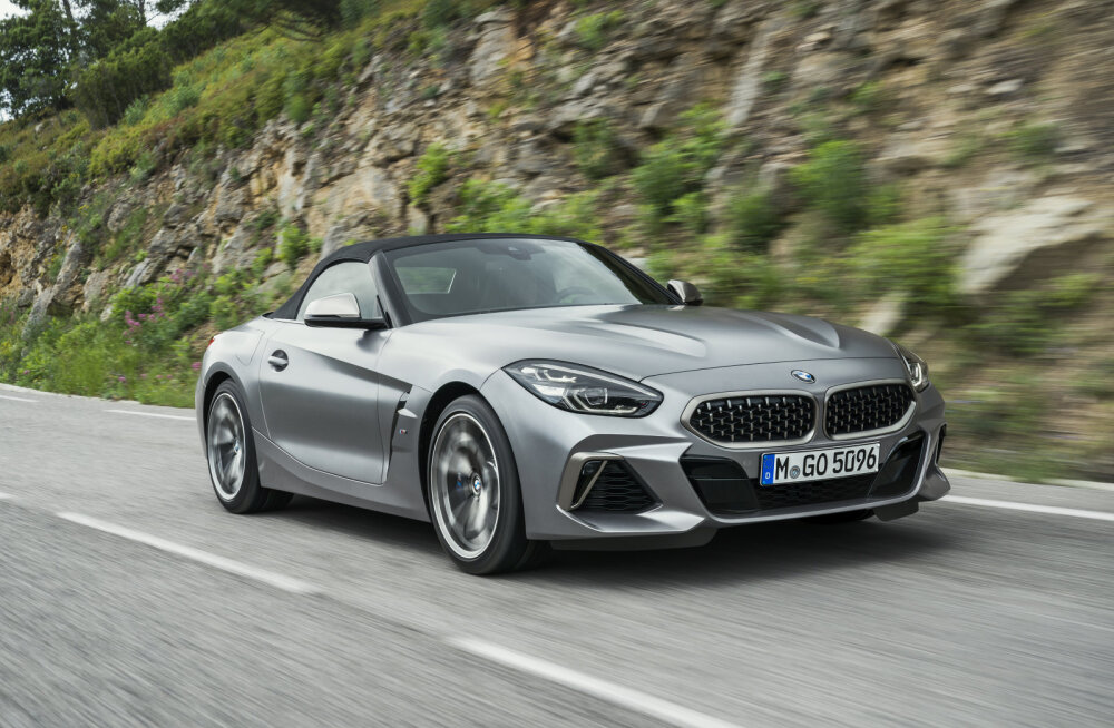Proovisõit | BMW Z4 M40i: vahtranina