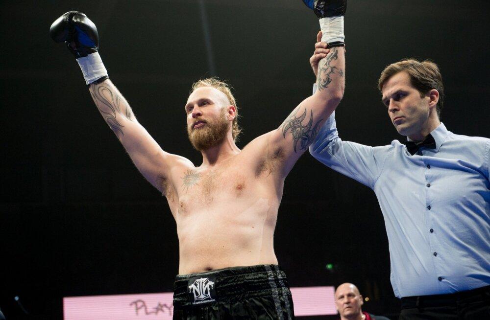 Estonian Boxing Night II osa