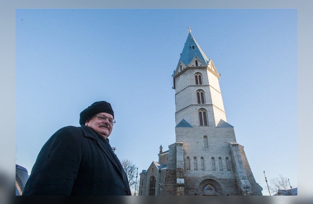 Villu Jürjo, Narva Aleksandri koguduse õpetaja