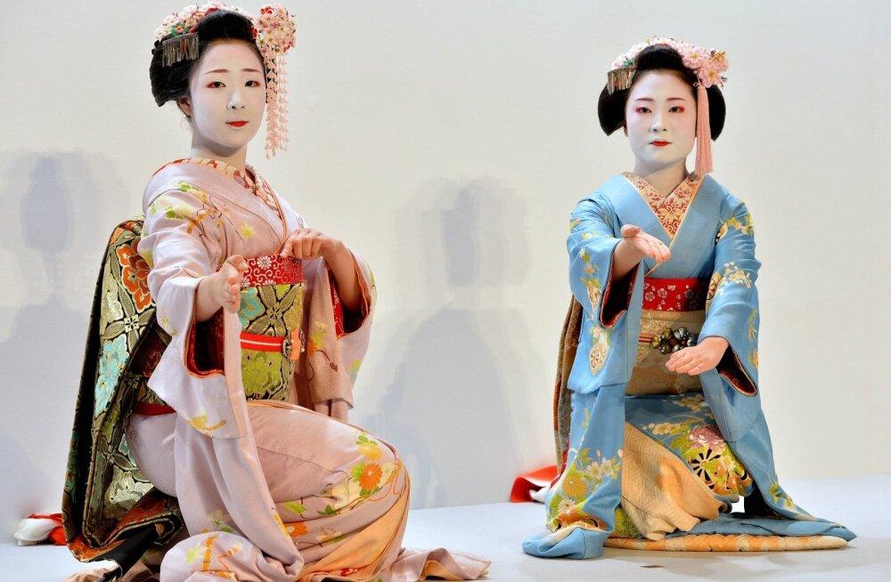 JAPAN-CULTURE-TOURISM-KYOTO