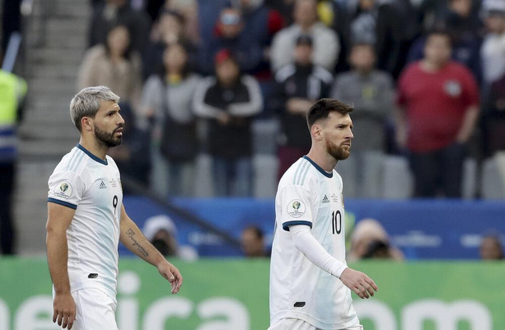 Portaal: Argentina jalgpallikoondis võib astuda ennenägematu sammu. Sel juhul võivad nad MM-valiksarjas vastamisi minna ka Eestiga