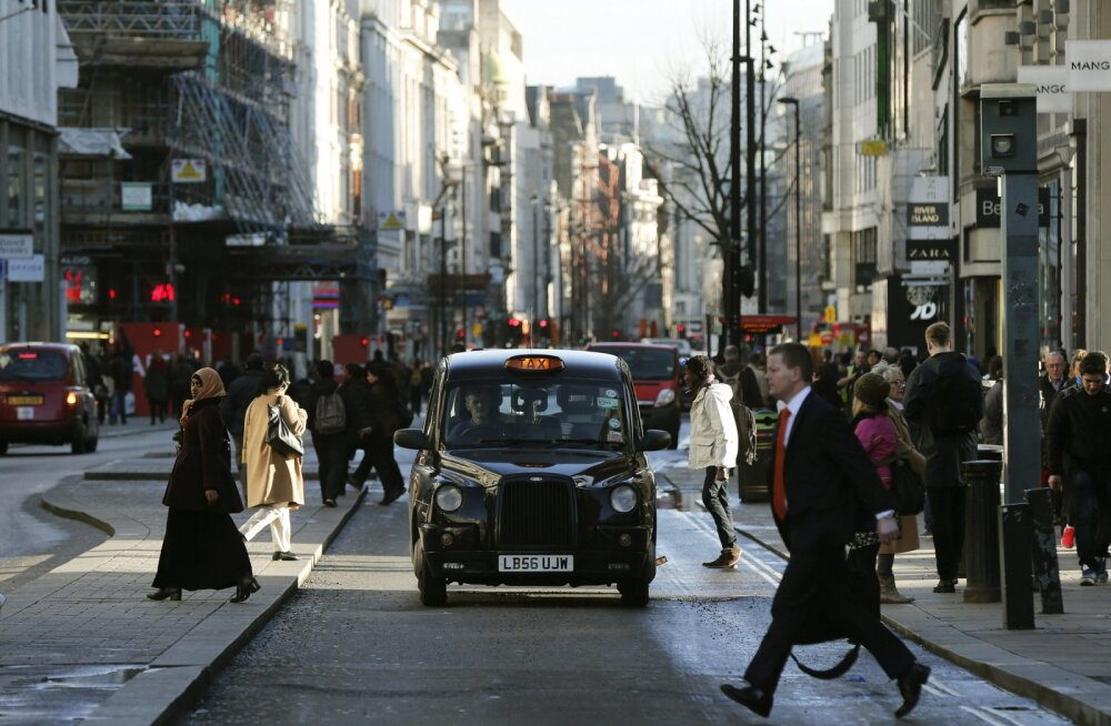 Tõenäoliselt oled ka sina käinud maailma räpaseima õhuga tänaval - see lüüakse nüüd liiklusest puhtaks!