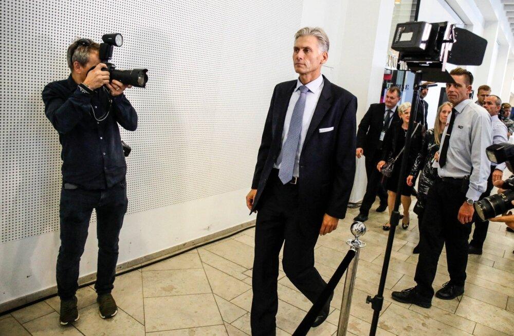 Danske panga endist tegevjuhti Thomas Borgenti peetakse paljuski vastutavaks selle eest, et panga Eesti harus ligi kümne aasta jooksul rahapesu toimuda sai. Talle on esitanud süüdistuse ka Taani prokuratuur.