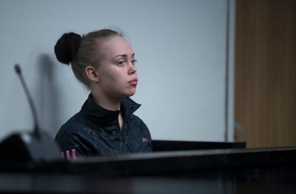 Elizaveta Kapitonova. Noaga endise elukaaslase tapnud noor naine