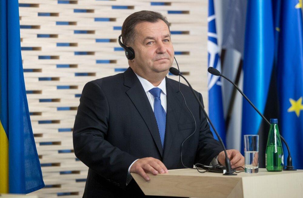 Stepan Poltoraki pressikonverents