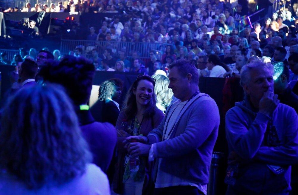 EKSKLUSIIV | Hollywoodi glamuur Eurovisionil! Kohal on mitmed maailmakuulsad näitlejad