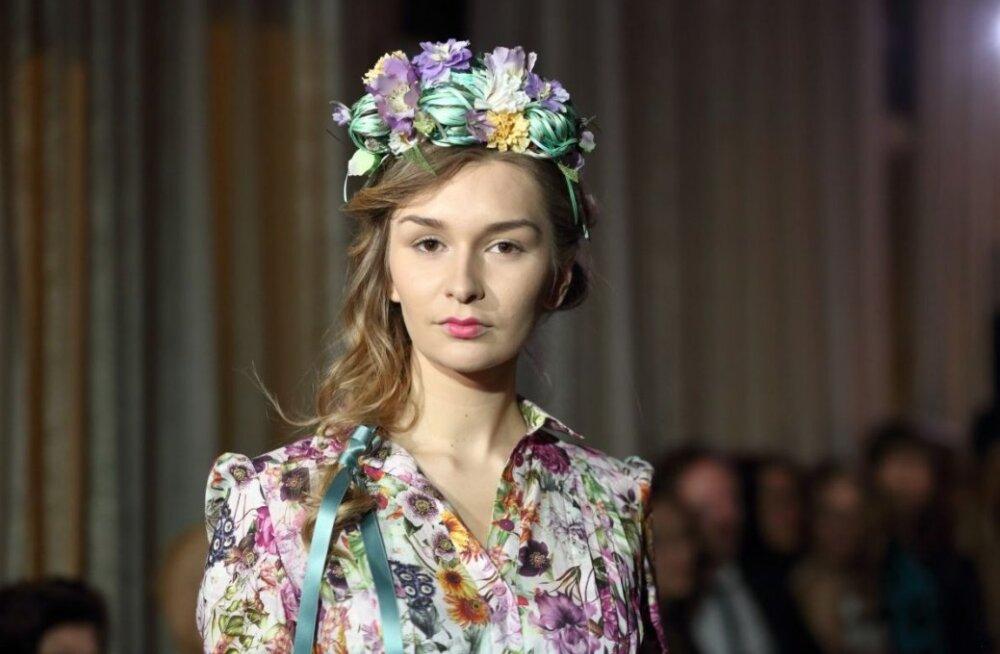 ФОТО: Феи открыли Рижскую неделю моды