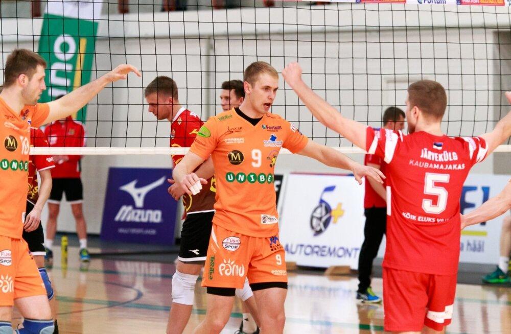 Pärnu VK - Selver finaalseeria 5. mäng